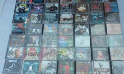 GREAT CD LOT COMPLETE WITH FRONT AND BACK INSERTS OG HARD TO FIND RARE OOP COMES WITH CARRYING CASE PRICE IS FIRM NO LOW BALLERS 9515003559LOCATED IN OC AREA