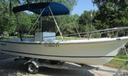 RARE--REBUILT SHAMROCK 170 OPEN FISHERMAN. MANY NEW PARTS AND UPGRADES FRESHWATER COOLED 4 CYLINDER GMC ENGINE-REBUILT WITH SEVERAL NEW PARTS(20 HOURS SINCE REBUILD). SELF ADJUSTING TRIM TABS NEW BIMINI. NEW TELEFLEX STEERING. COMPLETELY REWIRED.