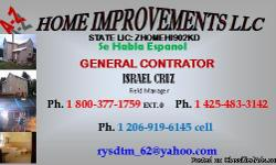 Are you an investor? beginner, median, or full experiencied: Let me make you an offert! No one in this business can make this offert to you as I do today, this offert its for a limited time only. I'm a proffesional General Contractor and Handyman
