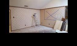 We do painting, texture, sheetrock, we also install floors, fences, doors, a many more. Our saying is that everything we start we finish and we do it well! Your satisfaction is guaranteed. If you want to see our work or want information about prices