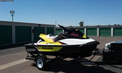 New Sea Doo Wake Pro 215 3 Seater Jet Ski For Rent M, T, W $250 TH, F, S & SU $275 $100 refundable security deposit Holiday rates are $300 per day starting Thursday June 30th thru Monday July 4th. $200 Refundable security deposit Life Jackets $10 ea. Tube