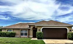 This is a 3/2/2 home with over 1,300 square feet under air. Home has many upgrades and is a MUST SEE!! Central location and within walking distance to shopping center and multiple restaurants as well as new and upcoming developments. Also, just a short 10