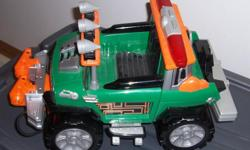 Rescue Hero Hummer Heavy Duty Excellent Condition Contact Chris at --