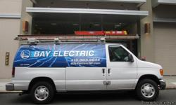 Bay Electric,complete resource for Residential Electrician in San Francisco, providing Electrical Contractors, Installation of Switches and Outlets, Indoor/Outdoor Lighting, Installation of Security Cameras.