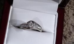 15 diamond wedding ring Original price $ 3800.00