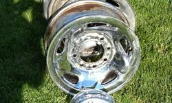 Dodge 16. In, Steel Rims and hub caps. Asking $125.00 each or $400.00 for all 4.