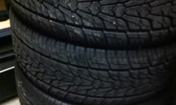 Nexen 305/35 r24 Baccarat Wheels Asking 2500 or better offer or trade..