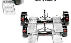 New Road Master Tow Dolly w/ Brakes--never Used--