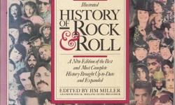Good Condition Of This R&R Large 1976 Edition ! 472 Pages Of The Musical Story w/Lots Of History/Some Photos !! We Have More Of These Available !!! See All Our Rare/Nice Items Available Here & Also At http://www.bonanza.com/thedowopshop