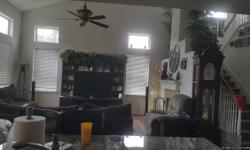 Room for Rent with private Shower bath down stairs with the use of Kitchen AND Laundry . all the bills are include (Internet, Electric, Gas ) IN the city of Santa Clarita IN the beautiful fair Oaks Ranch Homes. 4 Bedrooms House fire place Looking for a