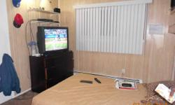 Available Immediately Security $900 - Outside Smoking OK I have a room that is furnished with a full size bed, dresser & TV. Room has been freshly painted and carpeted. Share high ranch house with working woman, retired gentleman, 17 yr old