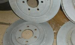 I have a set both front and rear Rotors for a Dodge Viper.  Never been used and setting on a shelf .  Please contact me at --.  E-mail me at michael.tarpey@att.net.  We can talk.
