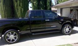 2010 Toyota Tundra factory Running boards were taken off the truck with 83 miles on it, like new Call Jim 916-770-9506