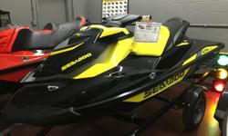 ALL NEW SEA-DOO UNITS ON SALE! CALL TODAY! New 2016 Sea-Doo GTR 215 Personal Watercraft in Black and Sunburst Yellow, stock #1571, MSRP: $11,999.00 CALL TODAY FOR THE BEST PRICE GUARANTEED ONLY AT JIM POTTS MOTOR GROUP IN WOODSTOCK! Strong and powerful