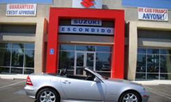 San Diego Auto Thrift/Suzuki of Escondido is a family-owned and operated establishment of the last 20 years here in Escondido. Every vehicle is inspected, detailed, and guaranteed with a complimentary 3 month/3000 mile warranty! Test drive a 2009 Kia