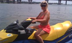 Seadoo GTI-SE 2006 3 seater Seadoo Great condition has only 90 hours on it. It comes with a galvanized steel trailer and 3 life jackets. If you would like to look at it, and possibly take it for a ride, call Denny at 850-621-6767