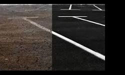 Sealcoating, asphalt repair and parking lot striping. Protect residential and commercial pavements. Restore driveways and parking lots with our asphalt repair services. 10% off for new customers. Family owned and operated.
