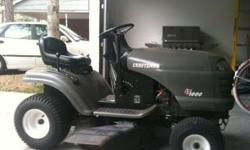 Sears 42inch LT1000 riding mower with 16 HP engine in excellent shape!! Will not last long at this price . Call Thom @ 843.488.2227