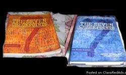 I have two of the Seven Checkpoints books, the one for Youth Leaders and also the Student Journal. There is nothing wrong with these books, but have not used them. Im asking $30 for both. Location: Athens, ALABAMA