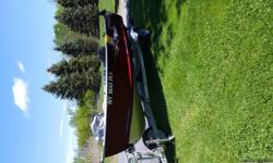 ?Like new 2008 Shakercraft 14 ft. Boat with brand new 15 H.P. four stroke Yamaha Motor and Trailer everything is like new.  Bought it for my son and he never used it.