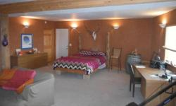 ROOM FOR RENT Near Park City, Share our Zen solar home with your own private walkout basement room & bath. Furnished W/ Q-size bed, desk , leather couch and cabinet withdrawers. This 650sqftstudio room has access to sharethe kitchen and