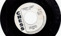 Original DJ Copy In VG Condition(scuffs-plays good) ! Flip 'Is Cha Cho Hop' On Chess 1690 (sm stain/xol) !! We Have Lots Of Nice/Rare Do Wop/R&B/Soul Records/Items Available !!! 760-218-6622 (sorry no texting) ! See All Our Rare/Nice Items Available Here