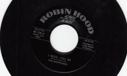 Like~Brand~New Repro That's Hard To Find ! Flip Is 'The Love I Found In You' On Robin Hood 135 !! We Have Lots Of Nice Do Wop/R&B/Soul Records/Items Available !!! 760-218-6622 (sorry no texting) ! See All My Rare Items For Sale Here & Also At