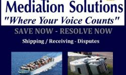 SHIPPING DELAYS  NOW WHAT - DID YOU CONSIDER THE SHIPPER PROCESS ? - DID THE SHIPPER CONSIDER WHY YOU WAITING?  OPEN THE LINES OF COMMUNICATION WITH MEDIATION. RESOLVE NOW - SO EVERYONE CAN GET BACK TO IT!  Inquire today about our