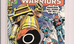 Shogun Warriors #18 (MARVEL Comics) *Cliff's Comics & Collectibles *Comic Books *Action Figures *Posters *Hard Cover & Paperback Books *Location: 656 Center Street, Apt A405, Wallingford, Ct *Cell phone # -- *Link to comic book