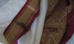 I MUST SELL THIS BEAUTIUFUL SAREES FROM INDIA. ALL ARE NEW SIZES ARE 5 METERS LONG YOU CAN HAVE THEM IF YOU MAKE ME AN OFFER. STAR FROM $50.00 TO $150.00 bEAUTIFUL COLOR. GREAT FOR WEDDINGS AND OR PARTYS.... COME AND SEE THEM MAKE YOUR OFFER.
