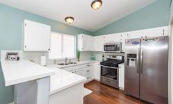 Single Story Home For Sale in Northwest Las Vegas This single story home for sale in Northwest Las Vegas is newly painted, has had new wood flooring and new carpeting installed, and new quartz countertops in the kitchen had been installed. This home is a