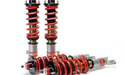 Skunk2 Pro S Coilovers has a special double adjustable ride height mono tube design that allows you to lower your car by independing of spring preload with means you can slam your car without sacrificing ride quality or shock travel. Easy adjustablility