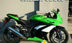 Selling 2009 Special Edition Ninja Kawasaki ONLY 1,599 MILES! This is a GREAT starter bike!! Ready to Ride!