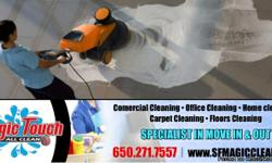 http://www.sfmagicclean.com/content/commercial-cleaning-services CALL 650-2717557  House Cleaning Services SFMagicCLean offers the highest quality and most trusted namein professional house cleaning at a low and affordable rate. No matter what