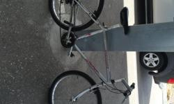 Used specialized bike 21 speed all shimano parts new rear tirebike pedals don't match might want to change them bike good condition runs great $80 firm selling 9am - 6pm no shipping cash only.