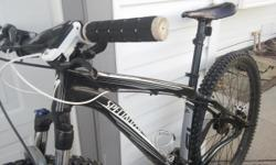 """2012 Specialized 29er hard tail. Excellent condition, I got it new and took good care of it. This bike climbseffortlessly, and with the seat down will nuke through technical rocky terrain. Frame size 17.5, 5"""" travel front fork, 6"""" hydralic disk"""
