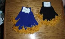 KEEP YOUR HANDS WARM WHILE CHEERING FOR YOUR FAVORITE TEAM WE CAN MAKE ANY COLOR TO MATCH YOUR SCHOOL OR FAVORITE TEAM
