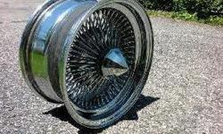 100 spoke wheels 14 X 7 universal Call or text -- if no answer leave message St Joseph