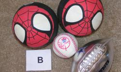 TERRFIC BUY WHILE SUPPLIES LAST ON SPORT BALLS BAGGED BALLSAS IN A, B, & C,ARE ONLY $ 11.95 IN A BAG OF A DOZ. BASEBALLS ONLY, IN ASSORTED COLORS
