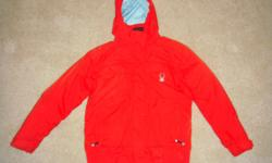 Spyder Ski Jacket Girls - Used - Sold as is Good Condition Size 14