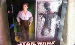 Star Wars Figure only $15.00 at the North San Diego county antique showThis Sunday from 9am to 3pm The North San Diego County Antique and Collectable Show Second Sunday of the Month 2011 dates 1/9, 2/13, 3/13, 4/10 9 AM to 3 PM California Center for the