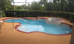 Does your deck have unsightly cracks on your concrete surfaces? Is your pool deck hot and uncomfortable to walk on/ (dangerous!) Do you need a soft safe surface for your childrens play area? Are you concerned about SLIP FALLS when it rains out? We have