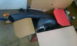 Stock Air Intake System for 05 Chevy Suburban with 6.0 engine.