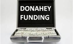 Thank you for taking the time to explore Donahey Funding, your full service note brokerage. I started this business to assist people who have a need to cash out all or part of their financial instruments and receive the largest payout possible. If you are