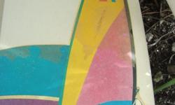Good condition, 16ft Sail