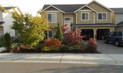 Secure PRIVATE FURNISHED BEDROOM W/PRIVATE BATH, PRIVATE FURNISHED LIVING ROOM, In large home. 12 miles to Downtown Tacoma.  Furnished Living room has TV, Gas Fireplace, gas heat, Cable TV, Internet WiFi, (all utilities included) Laundry,
