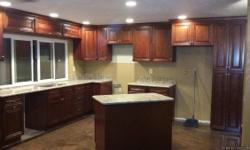 We are offering Full Kitchen and Bath remodels Summer Specials. We have over 35 years experience and excellent customer service and satisfaction. Please call us today for a free estimate today. If you call us today, we will offer 10% off total bid and