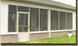 SUN ROOMS  CUSTOM BUILT - NUMEROUS FEATURES AND DESIGN CHOICES - INOVATIVE AND DURABLE CONSTRUCTION - LONGER LASTING - ADD SPACE AND INCREASE YOUR HOME'S VALUE CALL 313-948-1815 FOR MORE INFORMATION