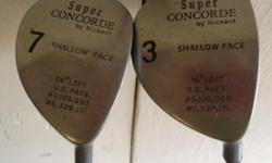 Super Concord 3 and 7 Drivers
