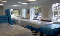 ALL CUSTOM MADE FOR YOUR PERSONAL COMFORT!! CALL  FOR MORE INFO VISIT WWW.PALMBEACHMATTRESS.COM